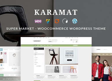 KaraMat – Supermarket WooCommerce WordPress Theme