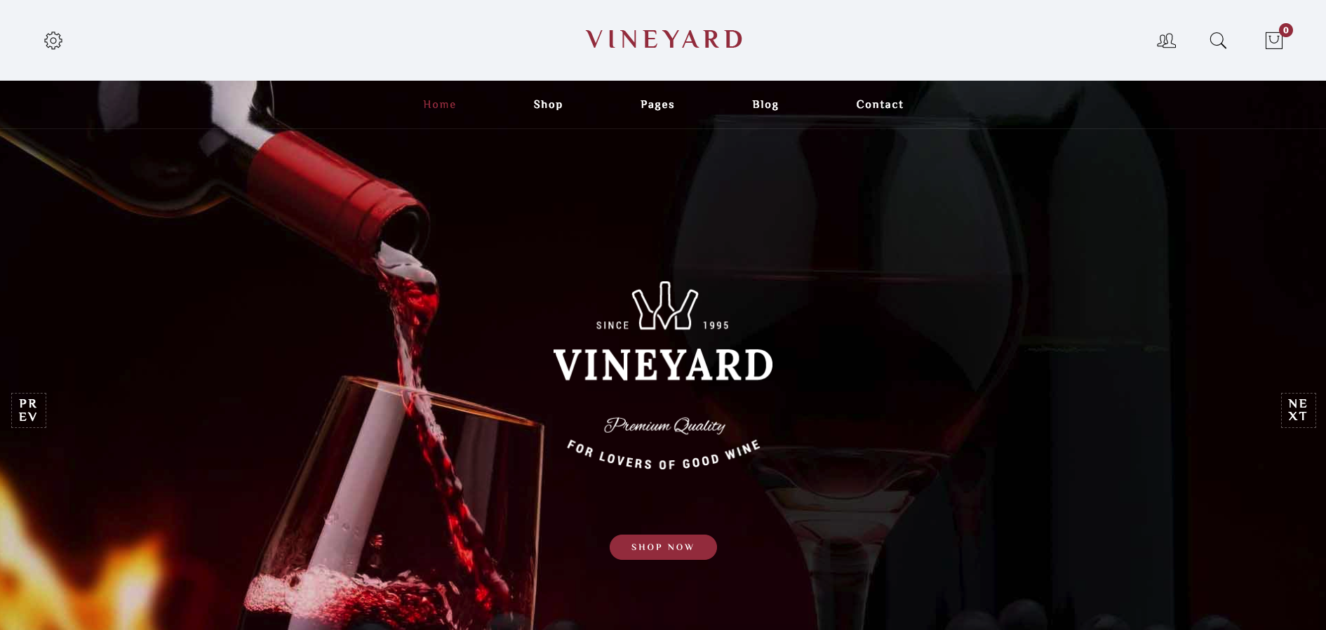 4 Responsive WordPress Themes for Pubs, Wineries and Brewery Sites 2018