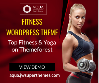 Aqua WordPress Theme