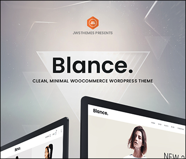 Blance WordPress Theme