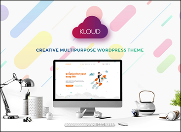 Creative Multipurpose WordPress Theme