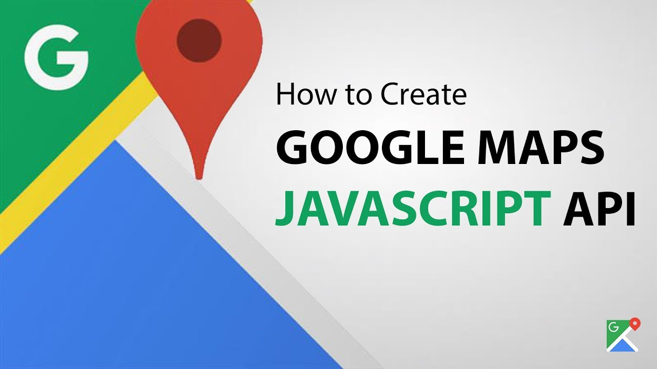 How to create a Google Maps API Key