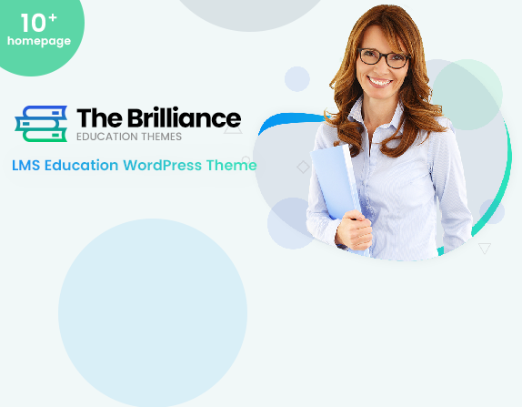 The Brilliance – LMS Education WordPress Theme