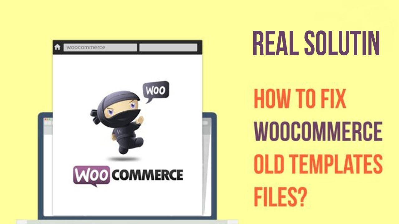 Fixing Outdated WooCommerce Templates